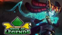Week of Legends #2: Games of Glory, neuer Dawngate-Shaper, All-Star 2014 & mehr