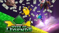 Week of Legends #3: Rekord-Preispool bei Dota 2 & Adventure-Time-MOBA