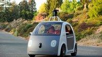 Google stellt sein erstes selbstfahrendes Auto vor
