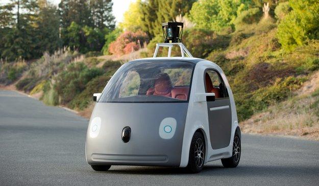Self-Driving Car: Britische Regierung will fahrerlose Autos im Straßenverkehr erlauben