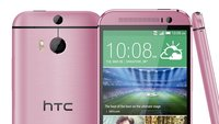 HTC One (M8) in Pink gesichtet (Leak)