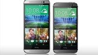 HTC One (M8) vs. HTC One mini 2 (Datenvergleich)