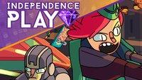 Neues Format: Independence Play - Zeitreisen, Kuss-Simulator & Indie-Horror