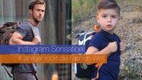Instagram Sensation: 4-jähriger rockt die Fashion-Welt