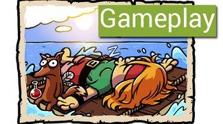 """Zelda-Klon """"Ittle Dew"""" Gameplay (Ouya) - Top Apps"""