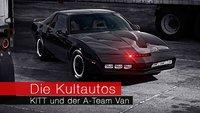 Die Kultautos - KITT und der A-Team Van