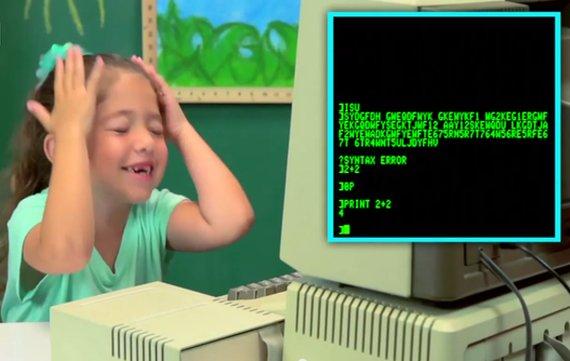 Wie Kinder im Umgang mit dem Apple II scheitern (Video des Tages)