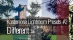 Lightroom Presets kostenlos downloaden - Different