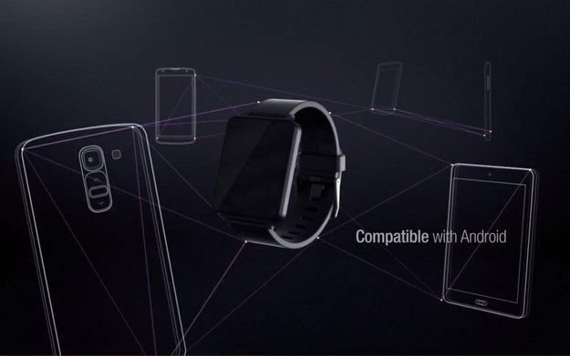 LG G Watch: Eigenschaften der Android Wear-Smartwatch in Werbe-Clip detailliert