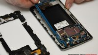 LG G3 in Einzelteile zerlegt (Teardown)