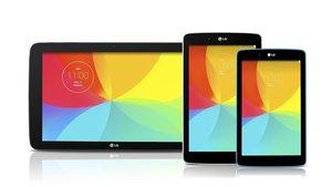LG G Pad 7.0, 8.0 und 10.1