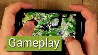 Moto E - Unser Gameplay zeigt beeindruckende Leistung