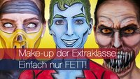 Make-up der Extraklasse