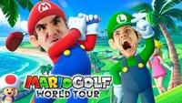 GIGA Gameplay: Golf-Gaudi mit Mario Golf World Tour!