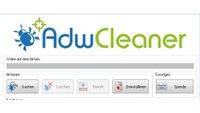 Mit AdwCleaner Adware vom Computer löschen - Anleitung