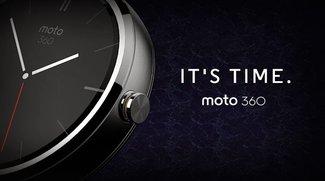 Moto 360 kommt im Juli für 249 Euro (Gerücht)