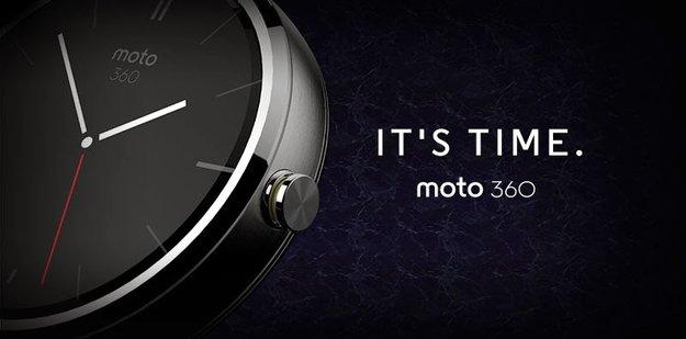 Motorola Moto 360 besitzt Umgebungslichtsensor (Video)