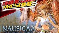 Anime Awesome: Nausicaä aus dem Tal der Winde - Wunderschön & ekelhaft