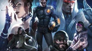 Netwars: Interaktiver Sci-Fi-Comic über Cyber-Terrorismus