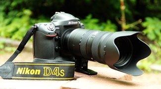 Nikon D4s - Test