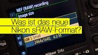 Was ist das neue Nikon sRAW-Format?