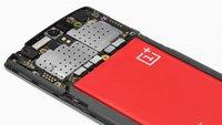 OnePlus One in Einzelteile zerlegt (Teardown)