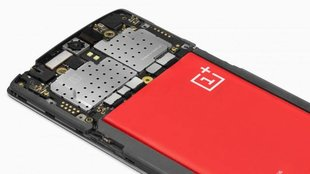 OnePlus One in Einzelteile zerlegt (Teardown)