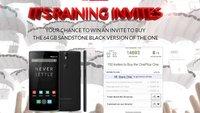 OnePlus One: Hersteller verlost 150 Invites per Gewinnspiel
