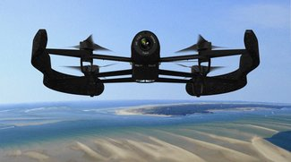 Bebop Drone: Neuer Quadcopter von Parrot