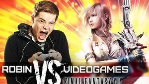 Robin VS Videogames: Final Fantasy XIII - Vanille, Fal'Cie dich!