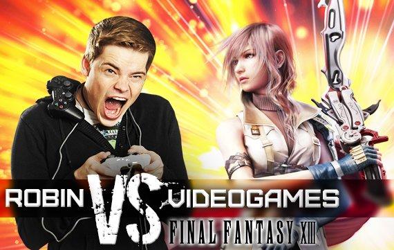 Robin VS Videogames: Final Fantasy XIII - Vanille, Fal'Cie dich!