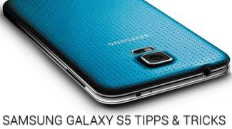 Samsung Galaxy S5: Tipps & Tricks