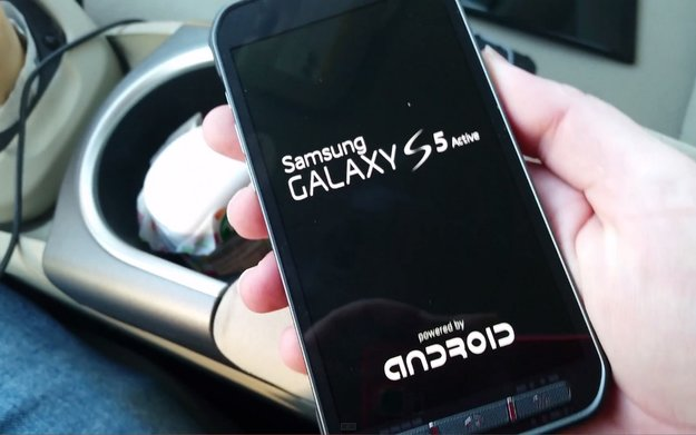 Samsung Galaxy S5 Active: Ausführliches Hands-On der Outdoor-Variante des Galaxy S5 gesichtet