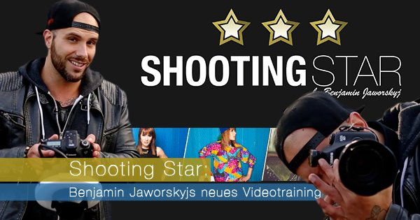Shooting Star: Benjamin Jaworskyjs neues Videotraining