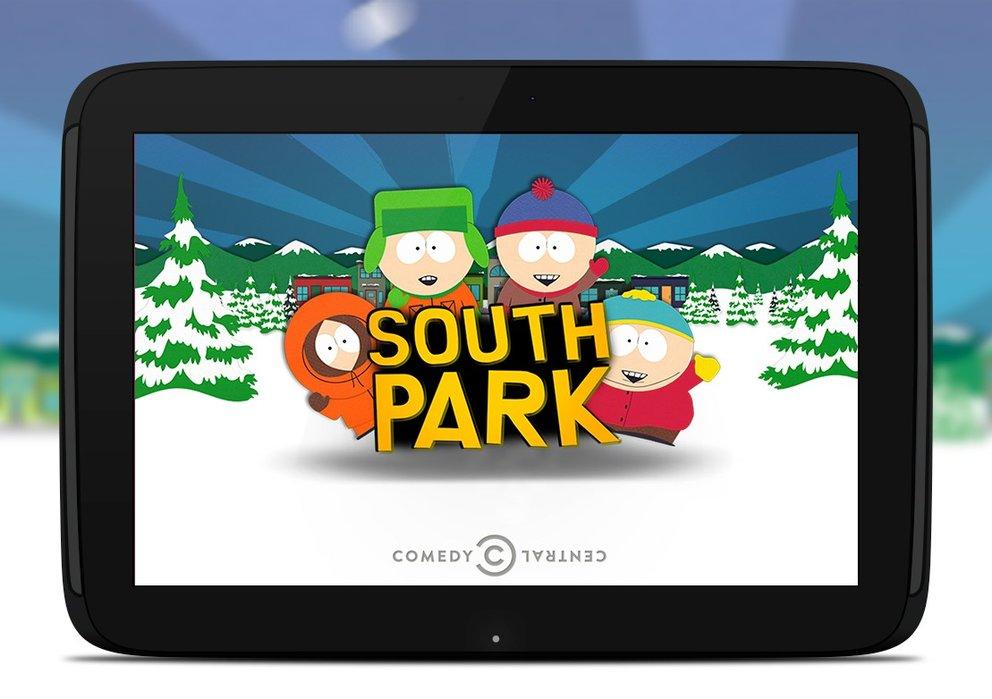 South Park für Android: Ab sofort im Play Store verfügbar, alle Folgen auf Deutsch oder Englisch streamen