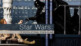 Star Wars: 12 Months of Hope, Empire & Jedi