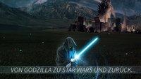 Godzilla-Regisseur dreht Star Wars Ableger & Godzilla 2