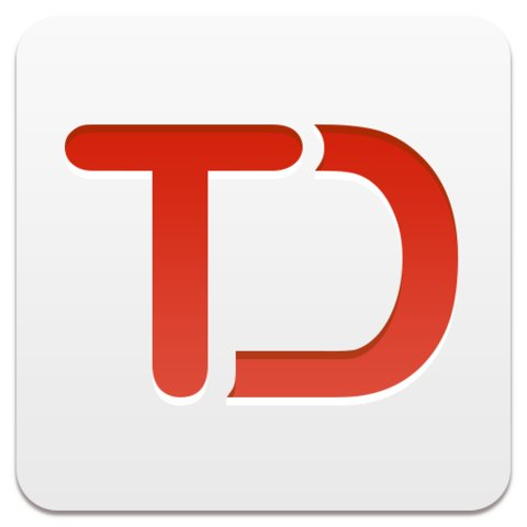 Todoist To-do-Liste Logo