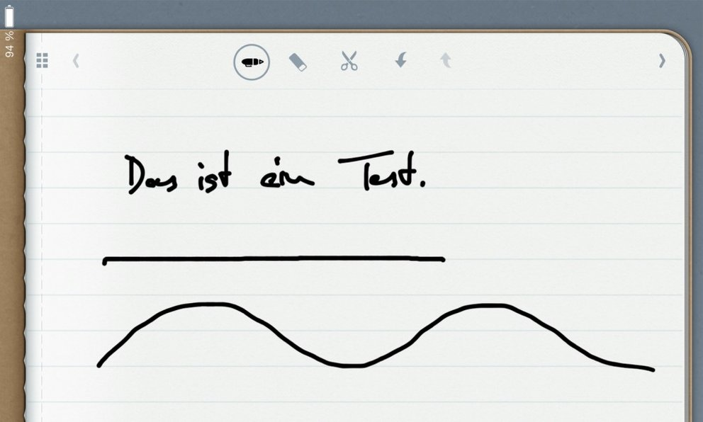 Tablet-Stift-iPad-Penultimate