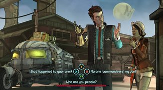 Tales from the Borderlands: Erste Screenshots zum Telltale-Adventure