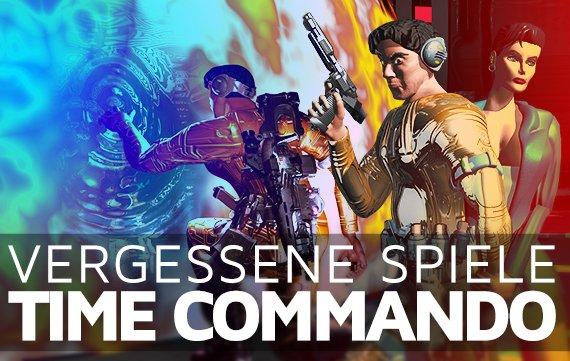 Vergessene Spiele #2: Time Commando - Prügel aus der Zukunft!