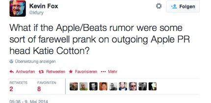 Apple und Beats: Die unterhaltsamsten Stimmen aus dem Netz