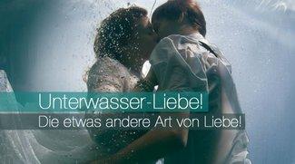 Die etwas andere Art von Liebe! Unterwasser-Liebe!