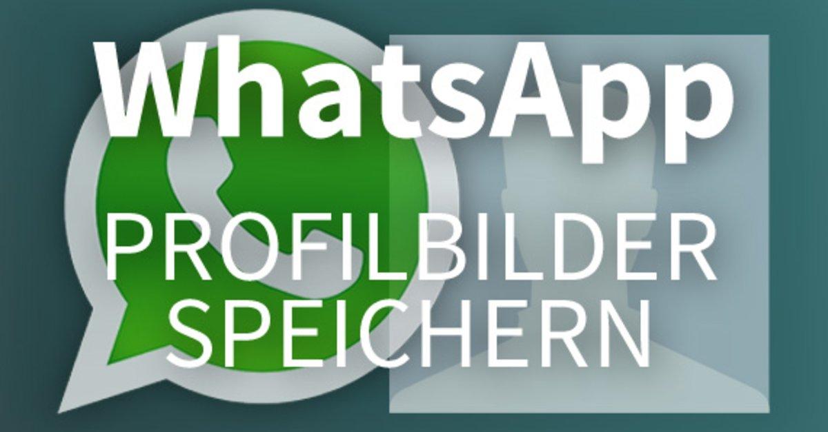 Download Whatsapp Profilbilder