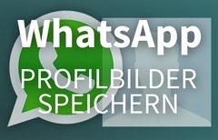 WhatsApp-Profilbilder...