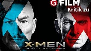 """X-Men: Zukunft ist Vergangenheit"" | Trailer & Kritik Review Deutsch German Marvel 2014 [HD]"