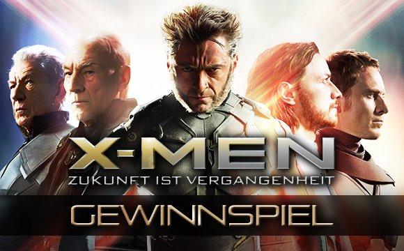 Gewinnt ein ultimatives Fanpaket zu X-Men!