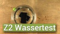 Sony Xperia Z2 Wassertest - Mit Verlusten war zu rechnen