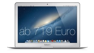 MacBook Air: Im Apple Refurbished Store so günstig wie nie zuvor