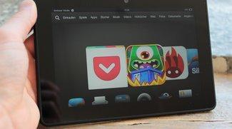 Kindle Fire HDX 7.0 im Test: Das Amazon-Tablet unter der Lupe